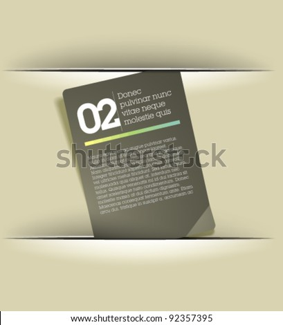 website graphic design memory card cut stock vector royalty free
