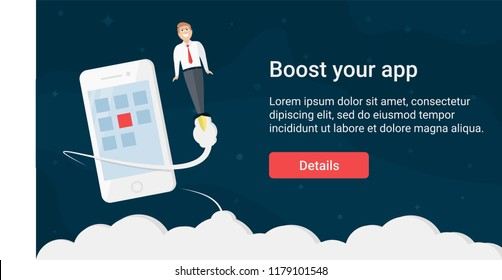 website header template design seo business stock vector royalty