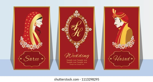 Wedding card, invitation card, or card with abstract background.Template frame. Perfect cards for any other kind of design, birthday and other holiday, medallion, indian, arabic,dubai.