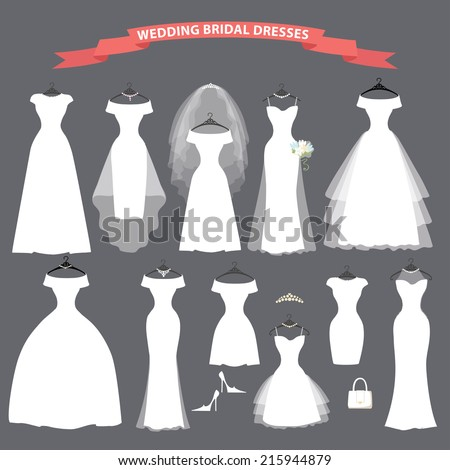 232f8aeadc6 Wedding dresses in Different styles.Fashion bride Dress made in modern  style.White dress