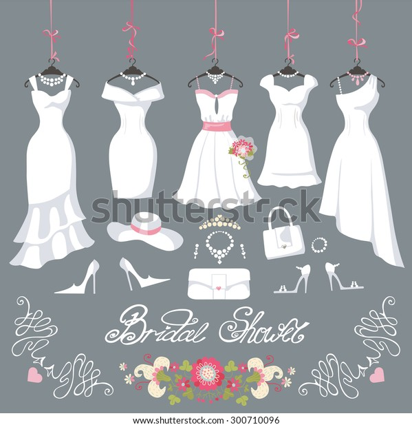 Wedding Dresses Hangingfashion Bride Short Dress Abstract