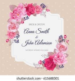 Greeting card design images stock photos vectors shutterstock set of birthday greeting cards design wedding floral template collectionding invitation thank you card save the date cards m4hsunfo