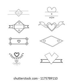 Wedding Graphics Element