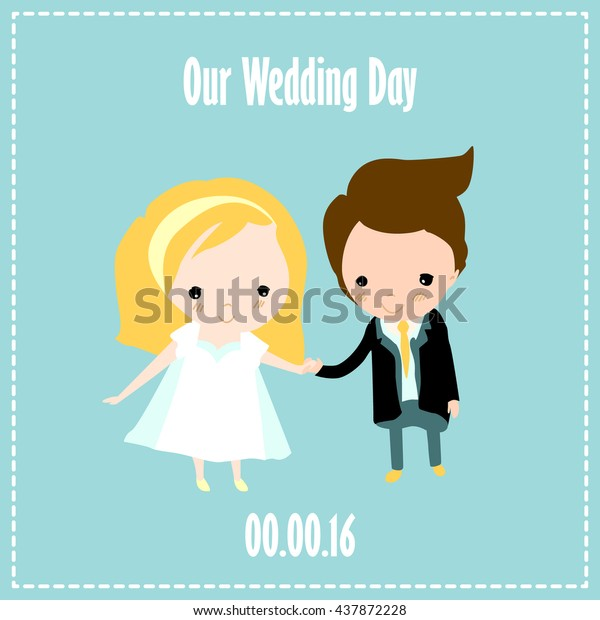 20+ Wedding Invitations With Cartoon Characters Wallpapers