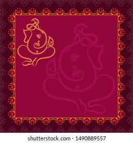 Imágenes Fotos De Stock Y Vectores Sobre Ganesh Chaturthi