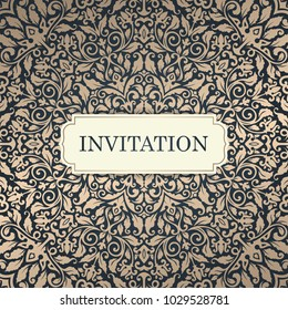 Royal Wedding Invitation Card Design Images Stock Photos Vectors Shutterstock