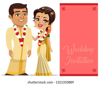 Asia Wedding Couple Stock Vectors Images Vector Art Shutterstock