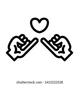 Wedding, Love, Marriage - Vows Icon