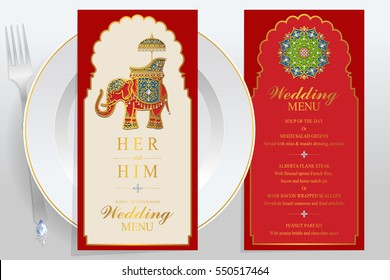 137 920 Indian Wedding Indian Wedding Card Images Royalty Free