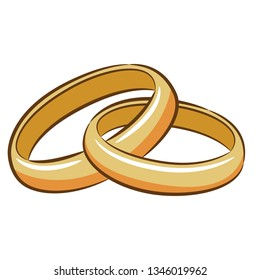 Wedding Rings Clipart.Wedding Ring Clipart Images Stock Photos Vectors