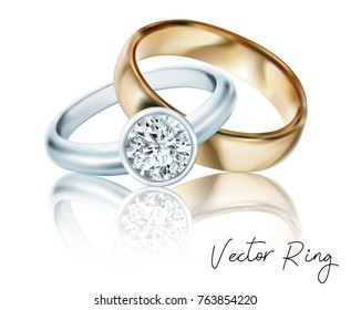 Ring Ceremony Invites Stock Vectors Images Vector Art Shutterstock