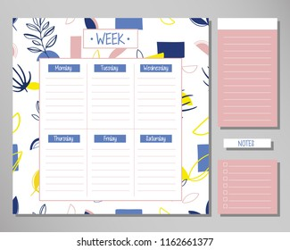Similar Images Stock Photos Vectors Of School Timetable With