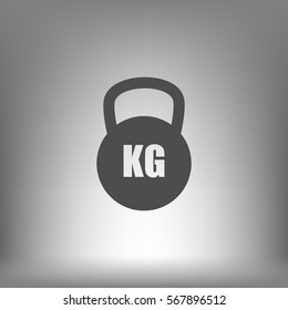 Weight icon vector illustration design element