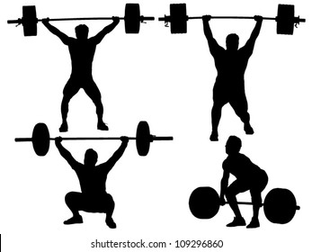 weight lifting images stock photos vectors shutterstock