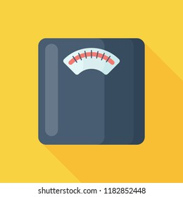 Weight Scale. Bathroom Scales