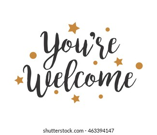 welcome alphabet typography font text image vector icon 1