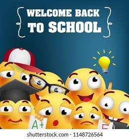 Emoji Welcome Images Stock Photos Vectors Shutterstock
