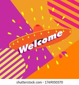 welcome-beautiful-greeting-card-backgrou
