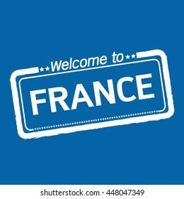 Welcome to FRANCE illustration design