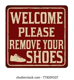 picture relating to Please Remove Your Shoes Sign Printable referred to as No Sneakers Indicator Illustrations or photos, Inventory Photographs Vectors Shutterstock