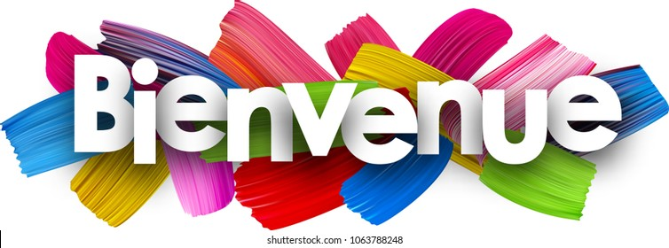 Bienvenu : images, photos et images vectorielles de stock | Shutterstock