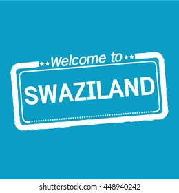 Welcome to SWAZILAND illustration design