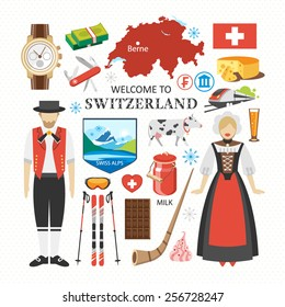 welcome to switzerland travel collection