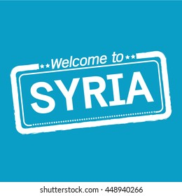 Welcome to SYRIA illustration design