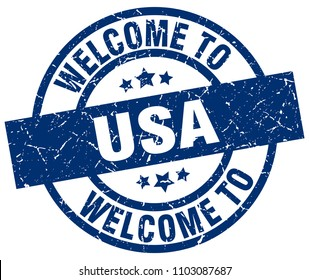 welcome to usa blue stamp