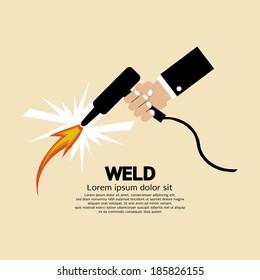 Weld Vector Illustration