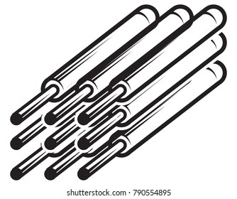 Welding Electrode Icon