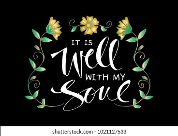 1000 It Is Well With My Soul Pictures Royalty Free Images Stock