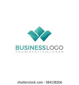 wellness logo business vector illustration