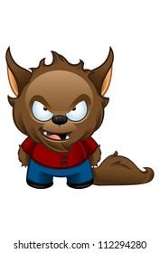 Werewolf Monster - Bad