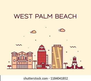 city of west palm beach fl