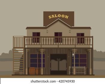 western city saloon