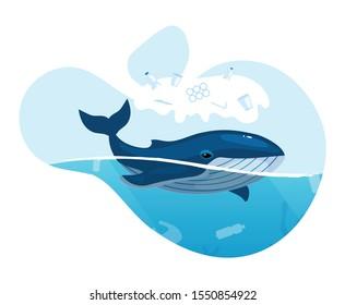 Whale Clipart Images, Stock Photos & Vectors | Shutterstock