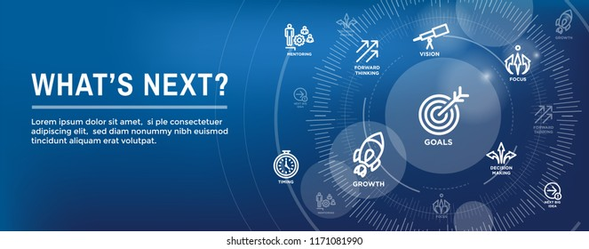 What's Next Header Web Banner showing - Next Big Idea