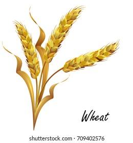 Wheat Plant Images, Stock Photos & Vectors | Shutterstock