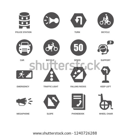 1abee6388 Wheel Chair Support Speed Megaphone Keep Stock Vector (Royalty Free ...