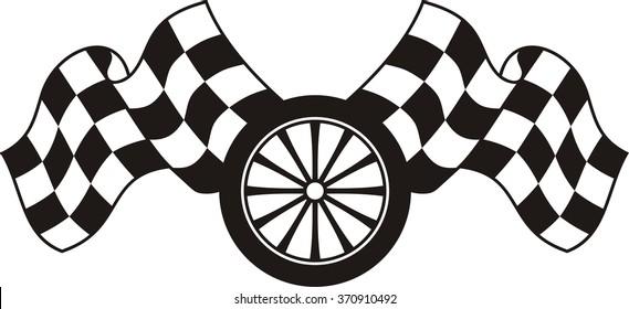 wheel flags