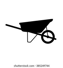 Wheelbarrow cart