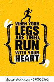 Marathon Running Quotes Stock Vectors, Images & Vector Art ...