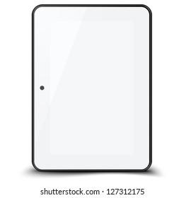 Whete Tablet PC