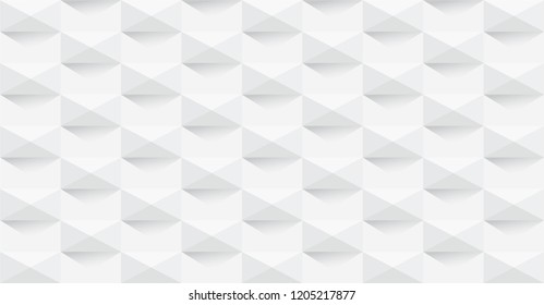 White background geometric pattern seamless vector, art deco seamless vitage pattern design vector wallpaper. background white abstract geometric vector seamless illustration