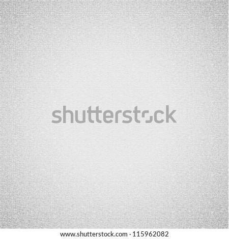 White Canvas Texture Vector Design Illustrator Stock Vector (Royalty