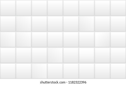 White Tile Texture Seamless Stock Illustrations Images