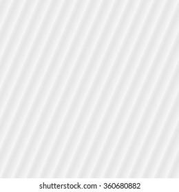 White corrugated paper seamless background for web design.