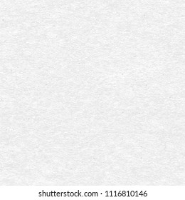 White craft paper with speckle seamless vector texture. Close-up of gray cardboard or parchment background.