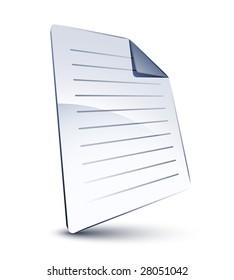 White file